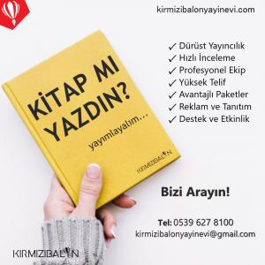 kitap mı yazdınız ?