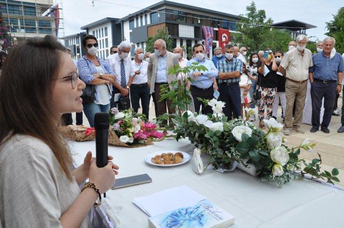 Yazarlarımızdan Özlem Kazancıoğlu, Trabzon'da kitapseverler ile buluşup imza ve söyleşi gerçekleştirdi.